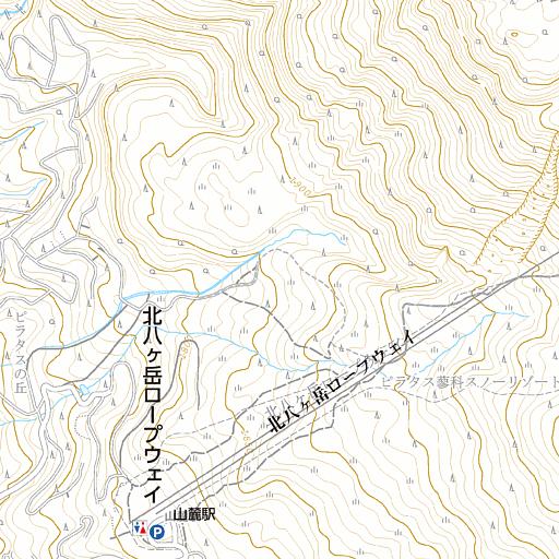 ロープウェイ 北 八ヶ岳